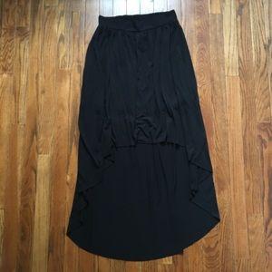 AE Hi-Low Maxi Skirt